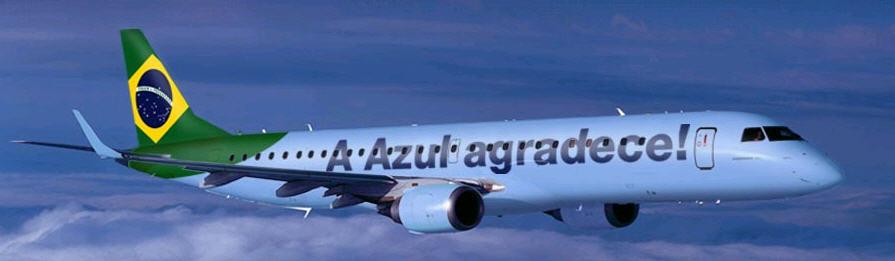 A nova cia aerea brasileira