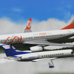 Um acidente, duas visões – GOL e Legacy