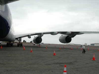 Airbus A380 Vortex Wake Turbulence