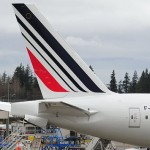 Air France recebe o 777º 777