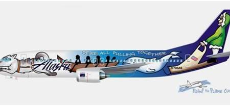 Maravilha de promoção – Alaska Air