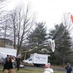 O Cirrus e o paraquedas