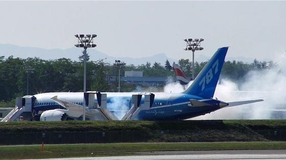 787 engine start