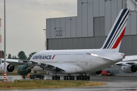 Airbus A380 da Air France