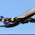 Aeronave Russa em céu brasileiro