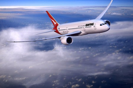 Qantas irritada com atraso do 787 Dreamliner