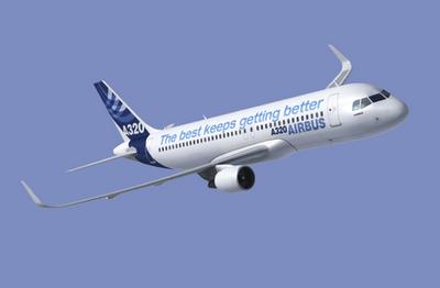 Winglet? Wingfence? Não, Airbus batizou de Sharklets.