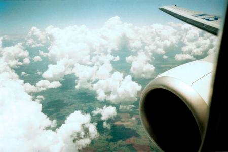 Mecânicos que acompanham voo, parte 1