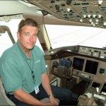 Conheçam o piloto do primeiro voo do Boeing #787