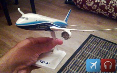 Esqueci de mostrar: Eu tenho um #787 em casa :)