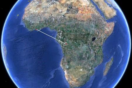 """As aventuras com o Electra na Africa – """"Causos"""" Parte 4"""