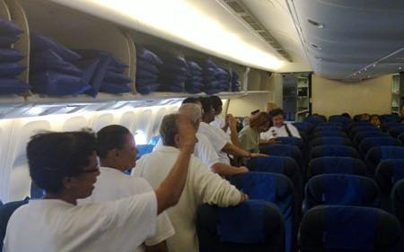 O lado humano – e emocionante – da aviação