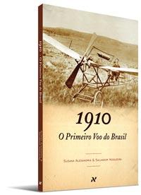 O primeiro voo do Brasil