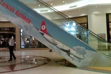O pior anúncio de aviação de todos os tempos?