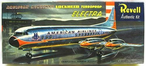 A história de um Electra que jamais voltará a ser vendido