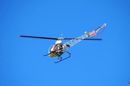 Por que os helicópteros não voam mais rápido?
