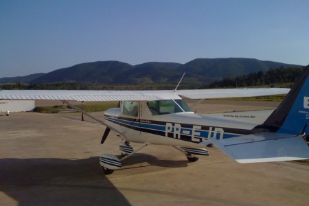 Um marco na vida de qualquer piloto – Parte 3