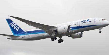 Boeing 787 efetua pouso não programado com fumaça a bordo.