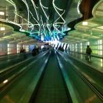Rhapsody in Blue, United e um Boeing 777 em voo – Combinação perfeita