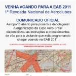 14º Feira Internacional de Aeronáutica – Com revoada!! E vale convite!