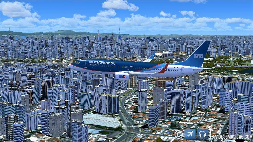 Pintura do Avi�es e M�sicas para o 737-800 PMDG NGX #FSX : Avi�es ...