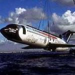 727-200F usado para recuperação de arrecife em Miami Dade