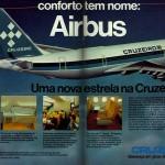 O primeiro Airbus do Brasil