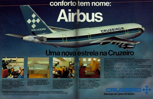 Airbus A300 da Cruzeiro