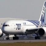 O primeiro voo comercial do Boeing 787 Dreamliner