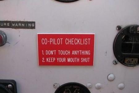 Checklist de co-piloto