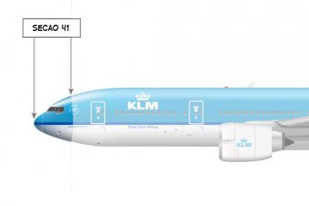 Sabe a secreta área 51? Pois a área 41 é muito mais importante para a Boeing.