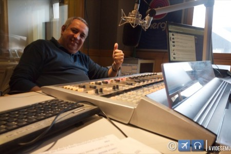 Para embalar a semana, Energia na Véia com viradas do DJ Marcos Freitas #video