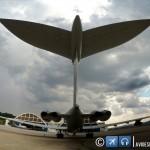 Vickers VC-10 avião abastecedor em Guarulhos – Já viu um de perto?