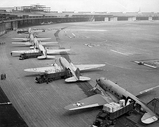 Tempelhof 1948