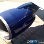 O motor do 777 é realmente grande mesmo? Grande quanto?