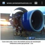 AeM voando novamente – Novidades
