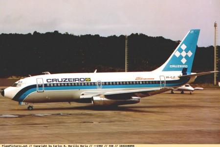 CRUZEIRO DO SUL – Herança Lufthansa no Brasil