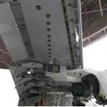 Notícias não muito boas para o A-380, mais rachaduras encontradas em elementos das asas