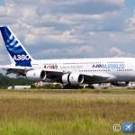 Um pouco da segunda visita do Airbus A-380 a São Paulo #video #worldtour #A380