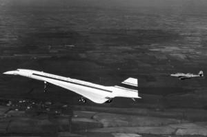 Primeiro voo do Concorde