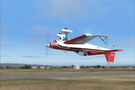Como um avião consegue voar de dorso se a asa fica de cabeça pra baixo? #perguntas