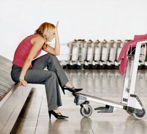 Você já teve a sua bagagem extraviada? #video