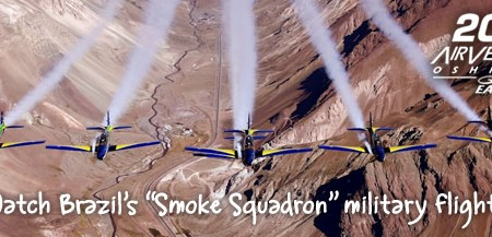 Smoke On! Fumaça nos Estados Unidos #Oshkosh #OSH2012 @fumaca_ja