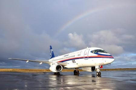 Sukhoi Super Jet 100 – Aviação Russa