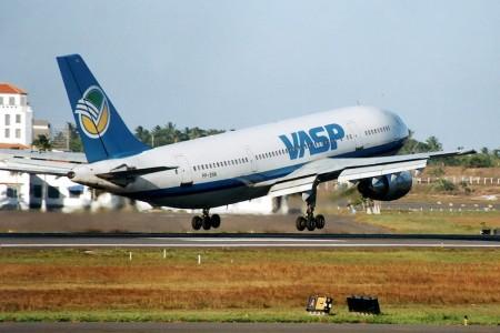 Crônica de minha despedida dos Airbus A300 da Vasp