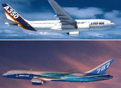 Qual avião é mais seguro, Boeing ou Airbus?