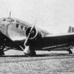 Junkers JU52/3M, um pouco de história, parte 1