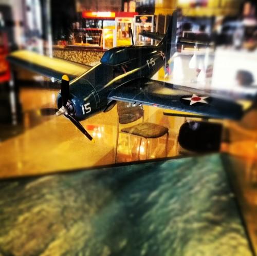 Grumman F43F Wildcat