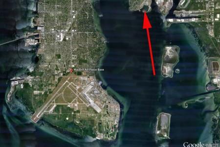 Ooops! Um C-17 da Força Aérea Americana pousou em um minúsculo aeroporto por engano #video