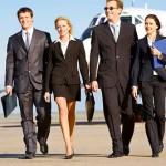 Quem está contratando comissários de voo?